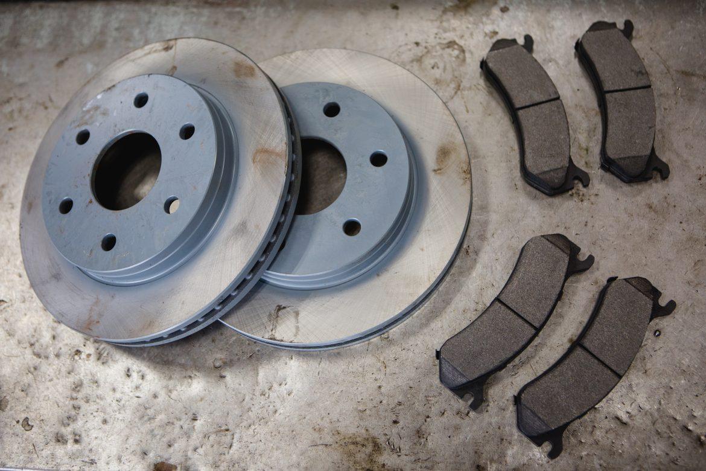 Brake Parts 1